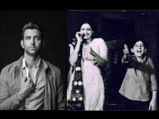Emotional Hrithik On His Acting Debut In A Sridevi Film!