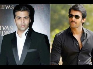 Saaho In Trouble Cos Of Prabhas' Cold War With Karan