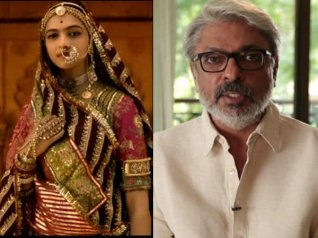 SLB Reveals! Why Deepika Was Not Ready To Shoot Ghoomar