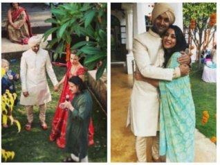 Purab Kohli Gets Married To British GF Lucy Paton In Goa
