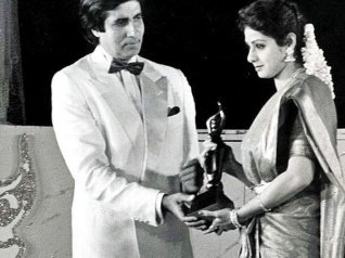 Here's How Amazing Sridevi Looked When She Bagged Awards!