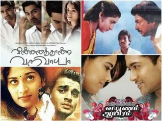 Best Love Proposal Scenes Of Kollywood!