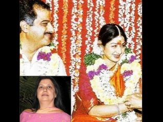 Sridevi Wasn't Happy With The Temple Wedding With Boney