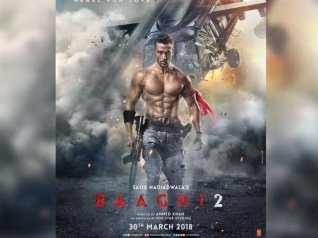 Tiger Learnt Different Forms Of Martial Arts For Baaghi 2