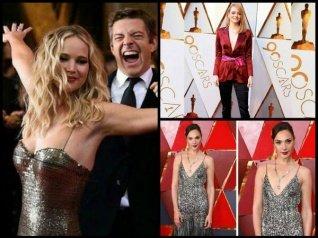 Oscars 2018 Red Carpet Pics: Jennifer, Emma & Gal Gadot Stun