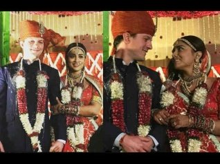 Shriya's Wedding Pictures Look Straight Out Of A Fairy Tale!