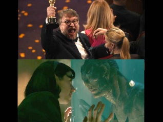 The Shape Of Water Bags Best Film & Best Direction Awards!