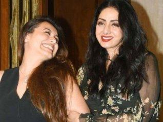 Rani Mukerji Reminisces Her LAST CONVERSATION With Sridevi