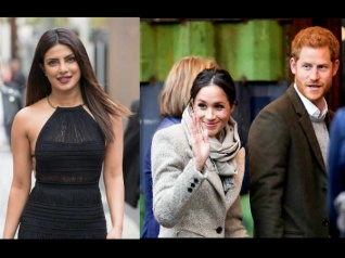 Priyanka 'Scammed' Into Talking About Harry-Meghan Wedding!