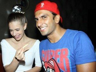 Ranveer Singh & Kalki Koechlin To Sing For 'Gully Boy'!
