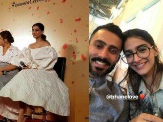 Sonam Kapoor Reacts To Her Wedding Reports!