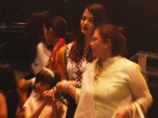 Aishwarya Rai Bachchan Celebrates Mom Vrinda Rai's Birthday!