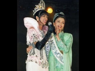 1994: Aish Cried After Losing  'Miss Universe' Title To Sush
