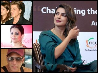 Priyanka's Engagement Bash: Seven Celebs To Skip It