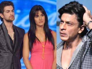 When Katrina Told Neil To Say 'SORRY' To SRK For Misbehaving