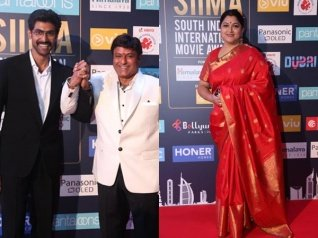 SIIMA Awards 2018 (Day 2): Celebs Grace The 'Red Carpet'