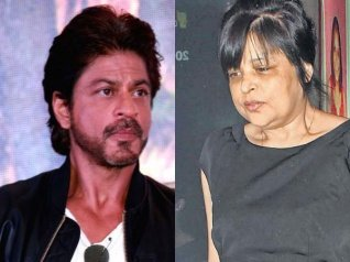 When Shahrukh Talked About His Sister Lalarukh
