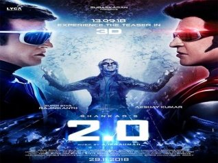 Is Rajinikanth Unhappy With The Storyline Of 2.0?