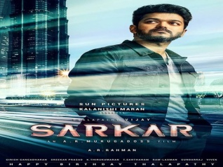 Sarkar First Single To Be Out On This Date!