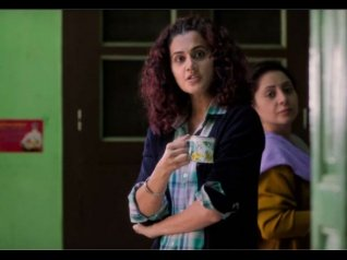 Manmarziyaan: Taapsee Has A Different Take On The Smoking Sc