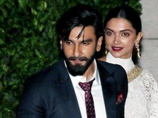 Deepika Padukone & Ranveer Singh CONFIRM Their Wedding Date