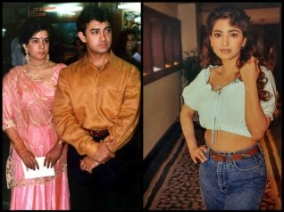 When Juhi ANGERED Aamir By Revealing His Secret Marriage