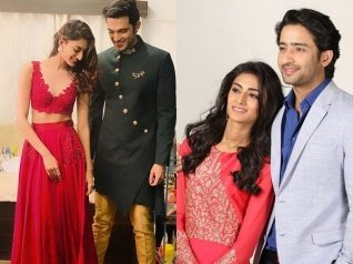 Erica Talks About Her Chemistry With Shaheer & Parth!