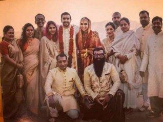 Deepika Padukone & Ranveer Singh's Latest Wedding Pic Is Out