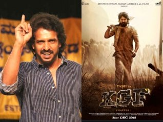 Upendra Gets Humiliated For Praising KGF, Hits Back