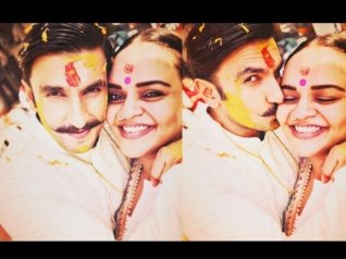 These New Pics From Ranveer's Haldi Ceremony Are Pure Love!