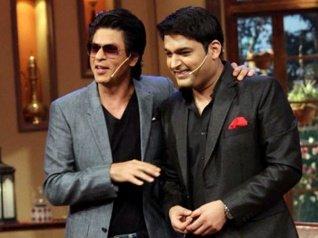 Shahrukh Khan First Guest On The Kapil Sharma Show?