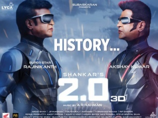 2.0 Box Office Collections (Telugu): Sets A New Record!