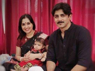Anu Prabhakar Shares First Pictures Of Her Baby Girl!