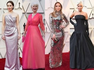 VIEW PICS! Oscars 2019 Red Carpet