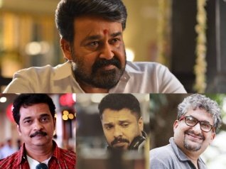Directors We Wish Mohanlal Would Team Up With!