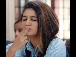 Priya Varrier's Oru Adaar Love Co-star Envious Of Her?