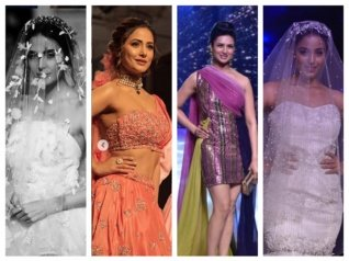 BT Fashion Week: Hina, Priyank & Others Rock The Ramp!