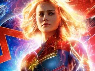 Captain Marvel Full Movie Leaked Online!