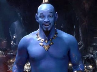 Will Smith's Aladdin LEAKED!
