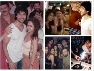 Harshad Celebrates Birthday With Jennifer, Karan & Others!