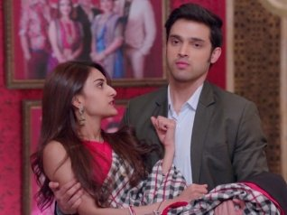Parth Proves He Is Perfect BF By Doing This For Erica!