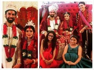Charu Asopa & Rajeev Sen's Lavish Wedding PICS