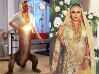 Mansi Trolled Miserably For Playing Lizard In Divya Drishti!
