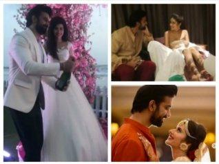 Charu Asopa & Rajeev Sen's Wedding Festivities: INSIDE PICS