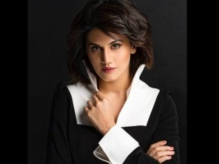 Taapsee Makes A  Surprising Remark About Her Marriage