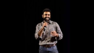 Comedian Sudarshan Receives Death Threats From Yash Fans