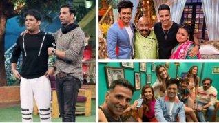 Kapil Changes TKSS' Shoot Timings For Akshay Kumar