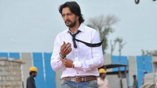 Sudeep In Talks With Director Sujeeth For An Action Film?