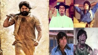 KGF: Was Yash's Character Rocky Bhai Inspired By Big B?