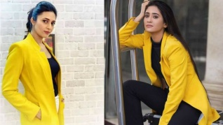 Divyanka Tripathi And Shivangi Joshi Remember Saroj Khan